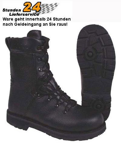 Bundeswehr-Kampfstiefel-2000-BW-Stiefel-37-48-Army-NEU