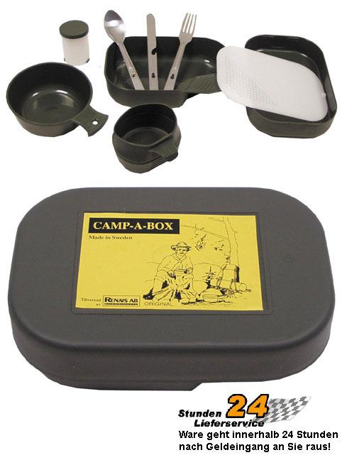 fox outdoor camping geschirr 10 teile campinggeschirr kunststoffgeschirr set ebay. Black Bedroom Furniture Sets. Home Design Ideas
