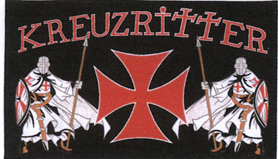 Flagge-KREUZRITTER-Templer-Orden-Fahne-150x90cm
