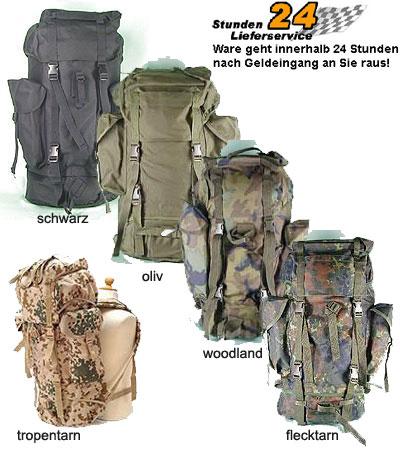 BW-Kampfrucksack-ALU-72L-Rucksack-flecktarn-6-Farb-NEU